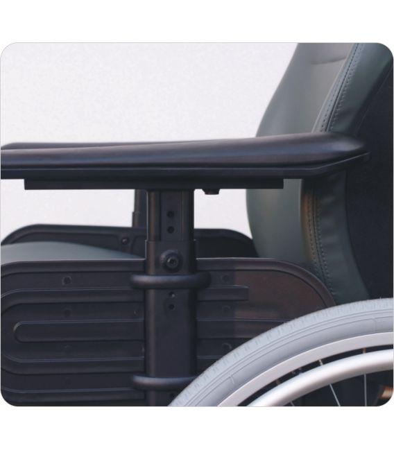 Heartway HW1 Spring  Tilt-n-Space Manual Wheelchair with Elevating Legrests