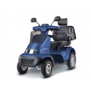 Afiscooter S4 4-Wheel Heavy Duty Mobility Scooter (450 lbs)