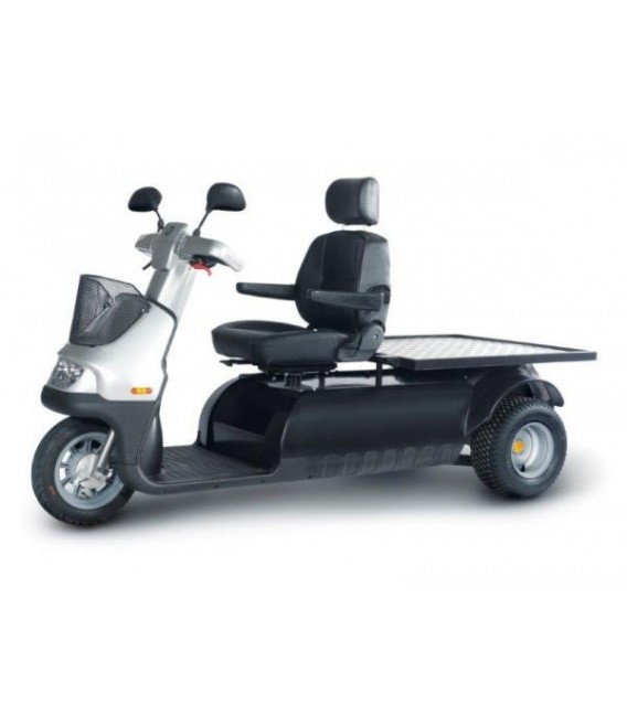 Afiscooter FTM3002 3 Wheel Scooter by Afikim model M3 GT