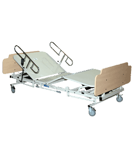 Gendron 3648 Bariatric Home Care Bed 48 x 84 - 650lbs