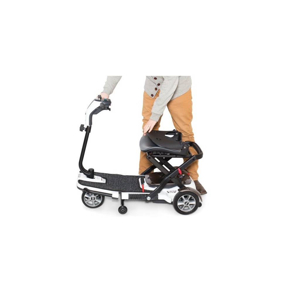 Pride Go Go Folding 4 Wheel Scooter