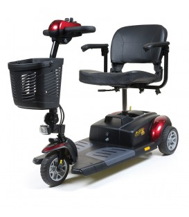 Golden Buzzaround XL-HD  325lb Capacity  - 3 Wheel Scooter model GB 117 XLHD