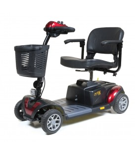 Golden Buzzaround XLHD 4-Wheel Scooter GB147H