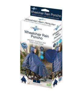 CareActive Wheelchair Rain Poncho model 9660-0
