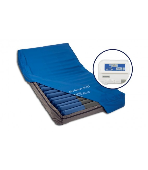 Elite Balance Air HD Alternating Pressure Mattress by Cork Medical model 6406-08