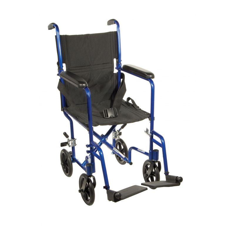 Lightweight 19 Quot Transport Wheelchair Atc19