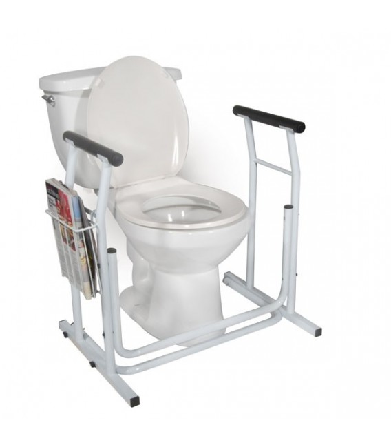 Free-standing Toilet Safety Rail - Drive