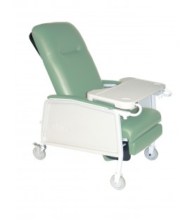 Drive 3-Position Heavy Duty Bariatric XW Geri Chair-D574EW