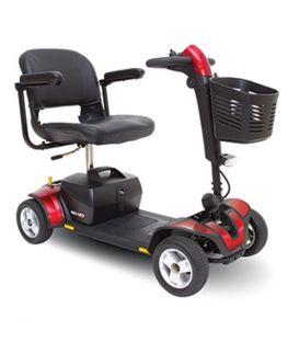 Pride Go-Go Sport 4-Wheel Transportable Scooter