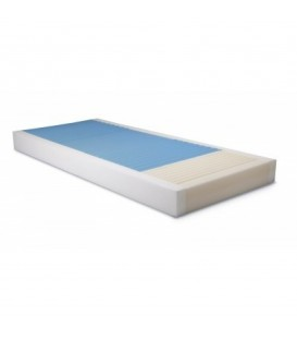 Gold Care Foam Mattress 80in x 35in x 6in w/zipper 41980-1633 Graham Field