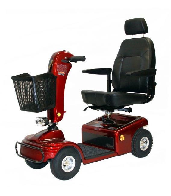 Shoprider Sunrunner 4 Mid-Size 4-Wheel Scooter - 888B-4