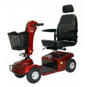 Shoprider Sunrunner 4 Mid-Size 4-Wheel Scooter - 888B-4