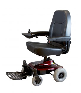 Shoprider Jimmie with Captain Seat Portable Power Chair