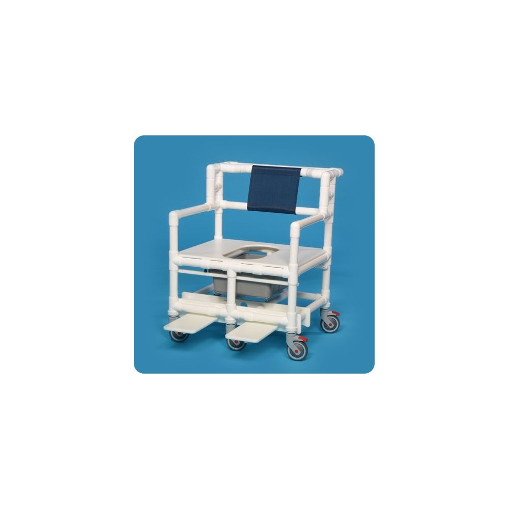 Bariatric Shower Chair Commode -bsc880p
