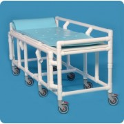 Bariatric Mobile Shower Bed-Innovative Products Unlimited BSG1500
