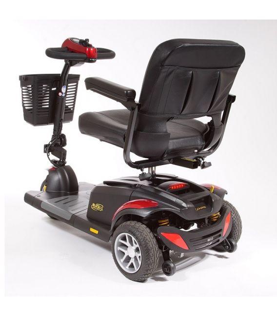 Buzzaround EX  3 Wheel Scooter - Golden