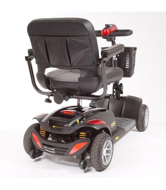 Buzzaround EX  4 Wheel Scooter - Golden
