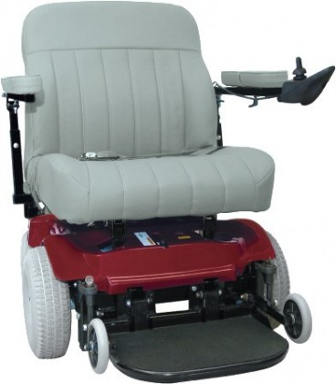 Pacesaver Scout Boss 6 Bariatric Power Chair 600 Lbs