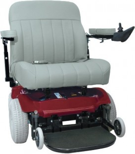 PaceSaver Scout Boss 6.75 Bariatric Power Chair - 675 lbs