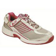OrthoFeet Women's Verve Diabetic Shoes - Fuchsia