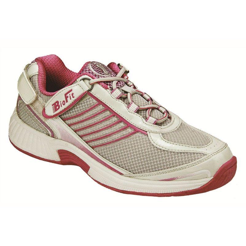 Orthofeet Women S Verve Diabetic Shoes Fuchsia