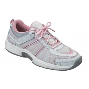 OrthoFeet Women's Tahoe Diabetic Shoes - Pink
