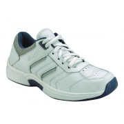 OrthoFeet Women's Whitney Diabetic Shoes - White
