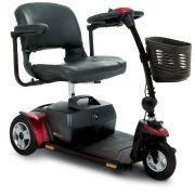 Pride Go-Go Elite Traveller Plus 3-Wheel Scooter - SC53