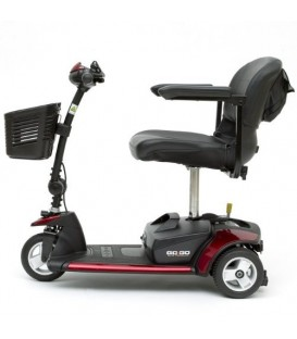 Pride Go-Go Elite Traveller Plus 3 Wheel Scooter