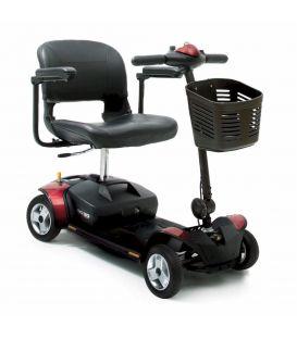 Pride Go-Go Elite Traveler Plus 4-Wheel Scooter