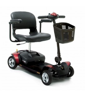 Pride Go-Go Elite Traveller Plus 4-Wheel Scooter (SC54)