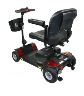 Pride Go-Go Elite Traveller Plus 4-Wheel Scooter - SC54