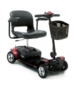 Pride Go-Go Elite Traveller 4-Wheel Scooter - SC44E