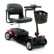 Pride Go-Go Elite Traveller 4-Wheel Scooter - SC44E