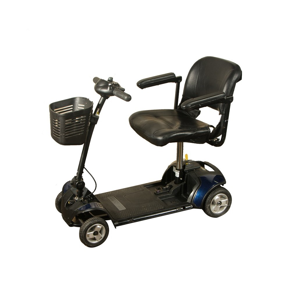Pride Go Go Elite Traveller 4 Wheel Scooter