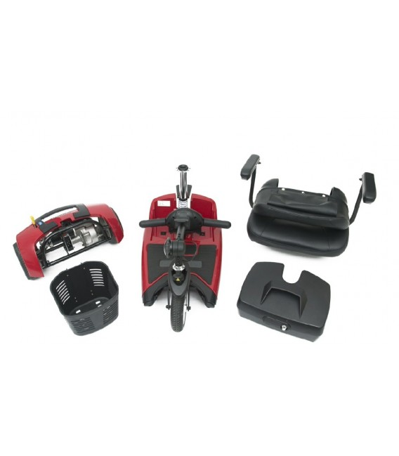 Victory 9 3 Wheel Scooter - SC609 Pride