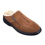 OrthoFeet Men's Asheville Diabetic Shoes - Brown