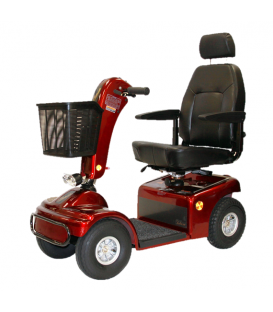 Shoprider Sprinter XL4 Heavy Duty 4-Wheel Scooter 889B-4