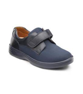 Dr. Comfort Women's Annie Diabetic Shoes - Navy