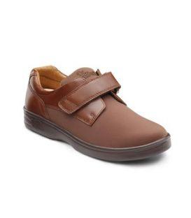 Dr. Comfort Women's Annie Diabetic Shoes - Acorn
