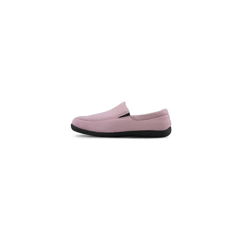 2f4271442d5 Dr. Comfort Women s Cuddle Diabetic Slippers - Pink - American ...