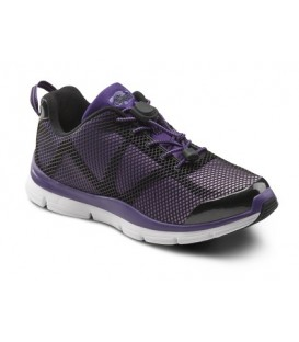 Dr. Comfort Women's Katy Diabetic Shoes - Purple