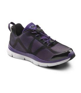 Dr. Comfort Women's Katy Diabetic Shoes - Purple