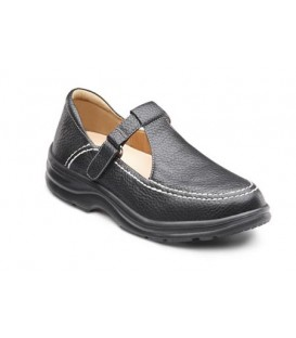 Dr. Comfort Women's Lu Lu Diabetic Shoes - Black