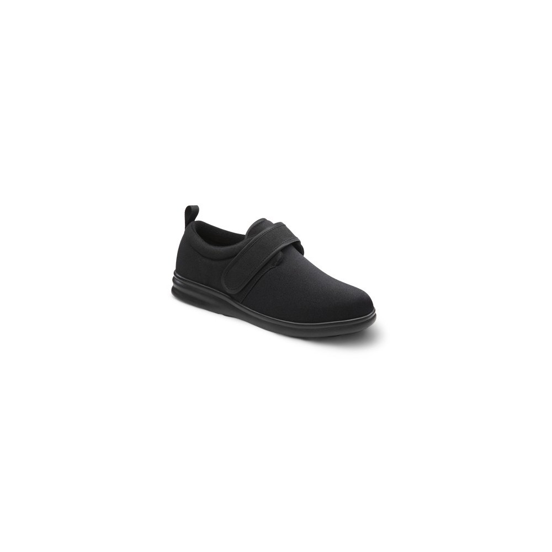 6e5cdea3f6d Dr. Comfort Women s Marla Diabetic Shoes - Black - American Quality ...