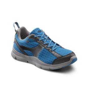 Dr. Comfort Women's Meghan Diabetic Shoes - Turquoise