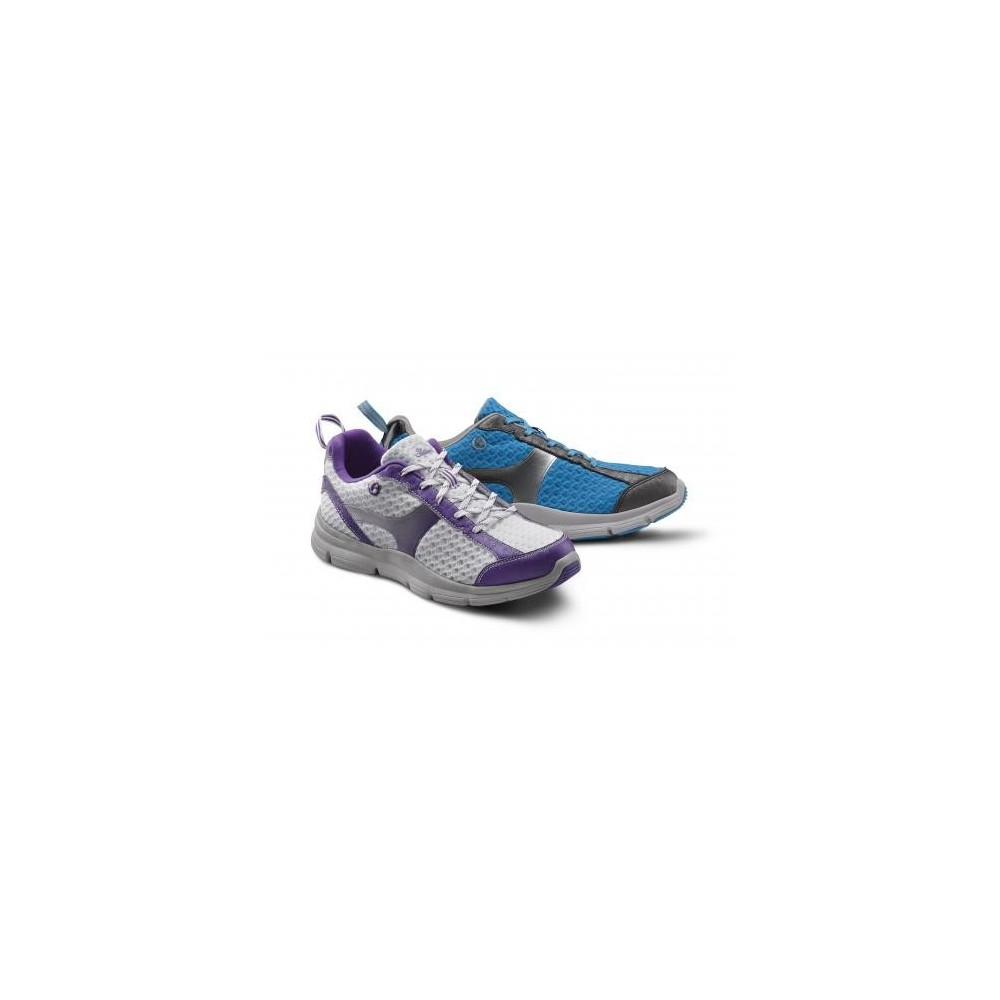 Dr Comfort Women S Meghan Purple Diabetic Athletic Shoes