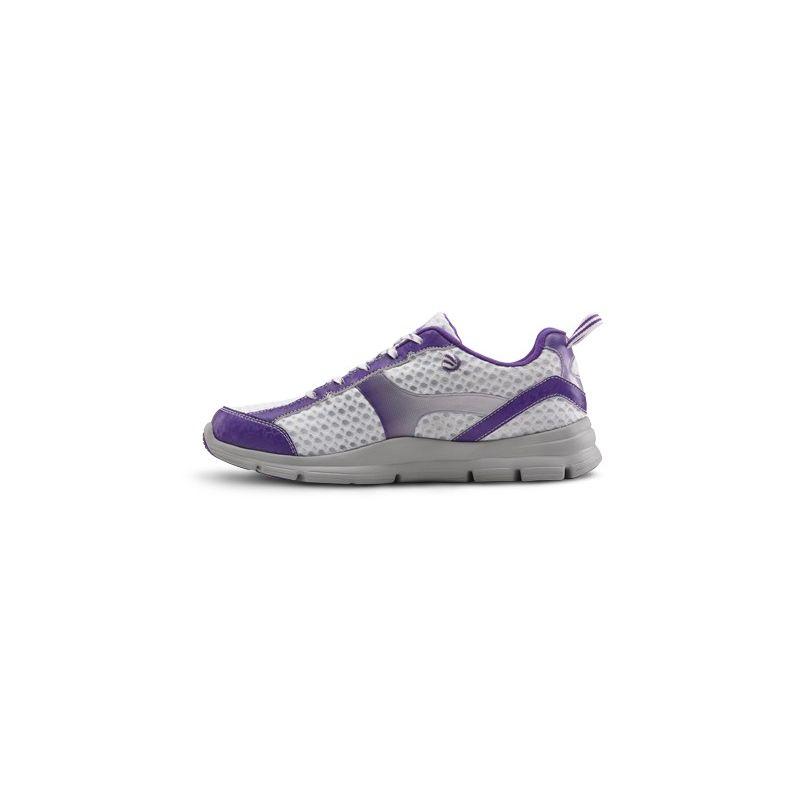 Dr Comfort Women S Meghan Purple Diabetic Athletic Shoes