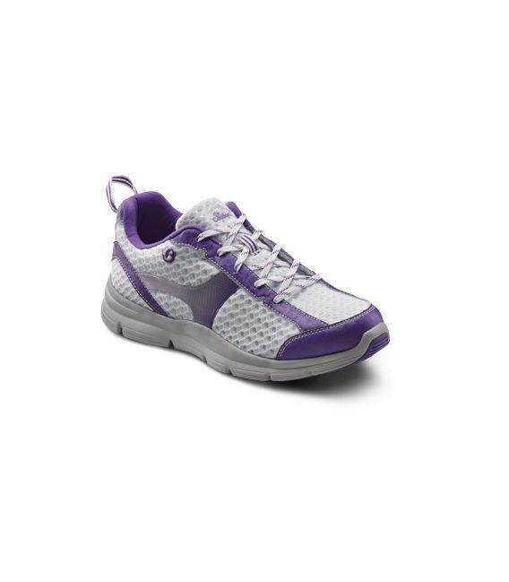 Dr Comfort Women S Meghan Diabetic Shoes Purple