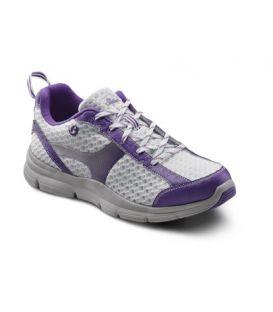 Dr. Comfort Women's Meghan Diabetic Shoes - Purple